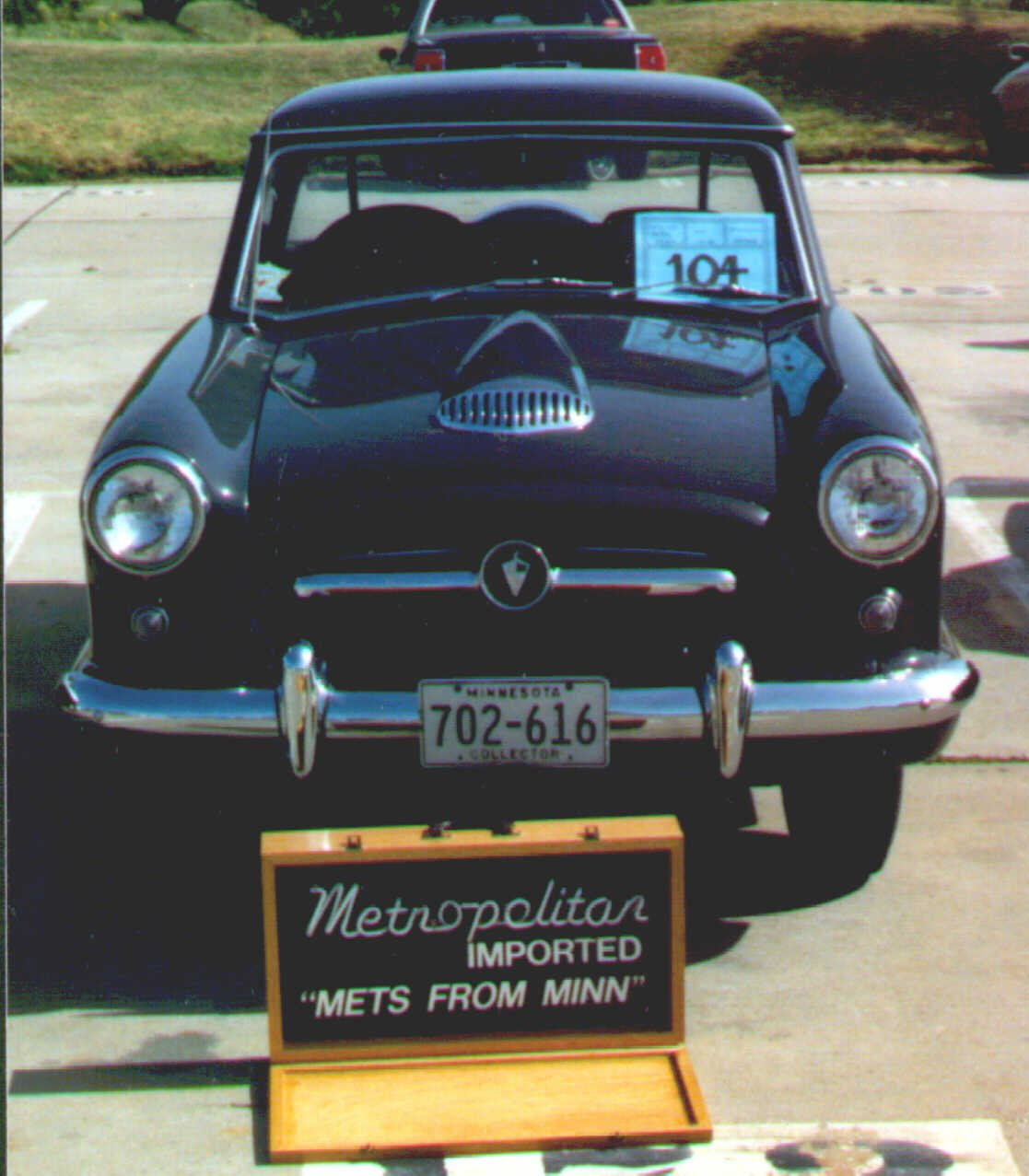 Jrc Metropolitans And Personal Stuff Starting Circuit Diagram For The 1940 52 Buick All Models Except Dynaflow My 54 Hudson Da Poupon At Dallas Mocna Meet In 92 Gotta First Place